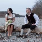 Hochzeitsfotografie in Augsburg, Paare